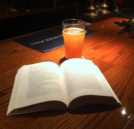 A Book Bar in Portland
