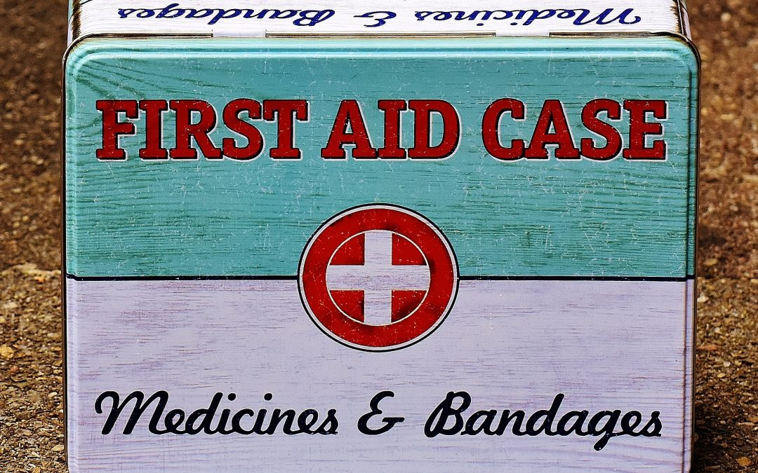 First Aid for Attempted Suicide